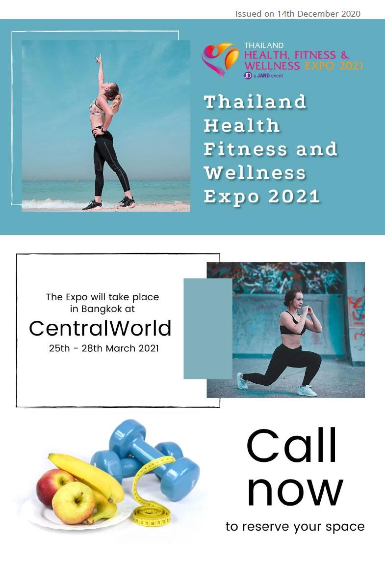 Fitness Expo 2021